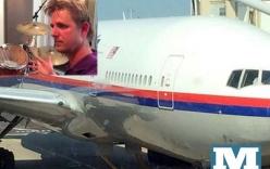 Lộ ảnh máy bay MH-17 trước khi bị bắn hạ cùng
