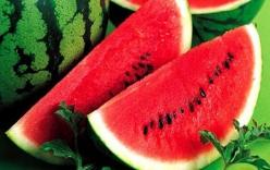 Nguyên tắc đại kỵ khi ăn dưa hấu mùa hè