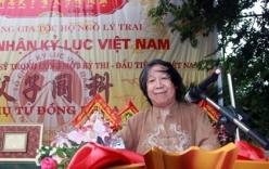 """Lời ca tiên tri và trường hợp """"phụ tử đồng khoa"""" duy nhất trong lịch sử khoa bảng Việt Nam"""