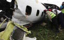 Trực thăng quân sự rơi, 2 người chết