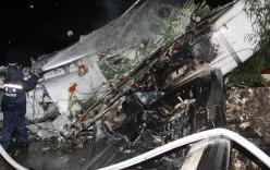 Thời tiết xấu là nguyên nhân khiến máy bay Đài Loan rơi?
