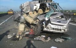 Khởi tố vụ tai nạn thảm khốc trên đường cao tốc Trung Lương, 4 người chết