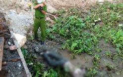 Kinh hoàng phát hiện xác chết trôi sông bị trói chân, chặt ngón tay