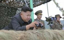 Triều Tiên lấy Mỹ làm mục tiêu giả định trong tập trận bắn tên lửa