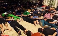 Thế giới chấn động trước cảnh hành quyết tù nhân man rợ của Nhà nước Hồi giáo Syria