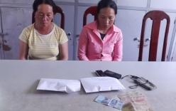 Bắt 2 chị em dâu giấu heroin vào chỗ kín đi bán liên tỉnh
