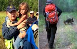 Bé 3 tuổi sống sót kỳ diệu sau 11 ngày lạc giữa rừng đầy gấu hoang và chó sói