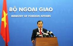 Phản đối phần tử cực đoan đốt quốc kỳ Việt Nam ở Campuchia
