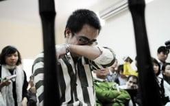 Giọt nước mắt đầu tiên của tử tù Nguyễn Đức Nghĩa