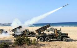 """Triều Tiên dọa """"đánh phủ đầu"""" trước tập trận Mỹ- Hàn"""