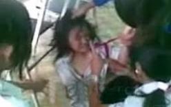 Giáo dục - Nữ sinh bị tra tấn, đổ bùn đất vào miệng gây bức xúc