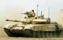 Trung Quốc xâm phạm lãnh thổ, Ấn Độ ráo riết điều xe tăng lên biên giới