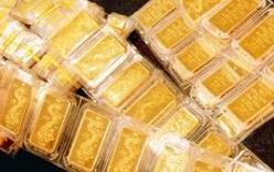 Giá vàng tiếp tục giảm còn 36,55 triệu đồng/lượng