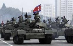 Lý giải nguyên nhân Triều Tiên điều xe tăng áp sát biên giới TQ