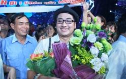 Hà Minh Tiến trở thành quán quân Sao Mai điểm hẹn sau lần bị loại tại X Factor