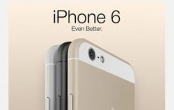 iPhone 6 tự tin đọ dáng cùng với iPhone 5