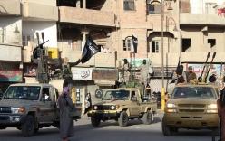 Căn cứ không quân Syria rơi vào tay IS sau 9 ngày giao tranh đẫm máu