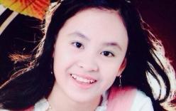Bà Tưng đẹp ngây thơ và mơ mộng ở tuổi 12