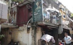 Hà Nội: Khẩn cấp di dời chung cư sắp sập