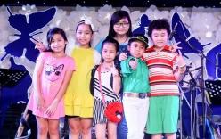 Giọng hát Việt nhí 2014: Các chiến binh gấp rút chuẩn bị liveshow 2