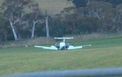 Máy bay hạ cánh khẩn cấp vì bị ông cụ 82 tuổi cướp lái
