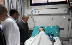 Ai Cập: 2 xe bus rơi xuống kênh, 19 người thiệt mạng