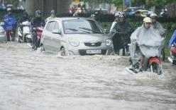 Kinh nghiệm đi xe mùa ngập lụt