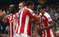 Man City 0-1 Stoke: Man xanh thất thủ tại sân nhà