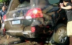 Tai nạn giao thông, một Trung tướng công an tử nạn