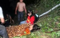Nhật ký cảm động của cô gái phượt cứu nạn ở Sapa