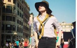 Gu thời trang đầy ca tính gây sốt của Hồ Ngọc Hà