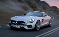 Mercedes AMG GT, kẻ kế nhiệm siêu xe AMG
