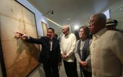 Philippines trưng hàng chục bản đồ cổ vạch trần yêu sách Biển Đông của Trung Quốc