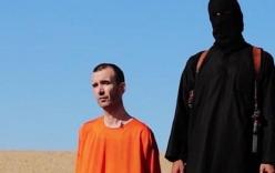 Con tin người Anh đã bị Nhà nước Hồi giáo chặt đầu