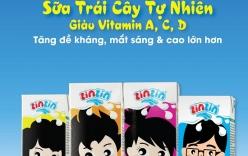 Giải mã sức hút sữa trái cây Zin Zin