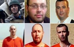Những con tin phương Tây có thể bị IS chặt đầu tiếp theo?