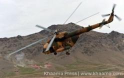 Máy bay quân sự rơi, phi công thiệt mạng và nhiều người bị thương