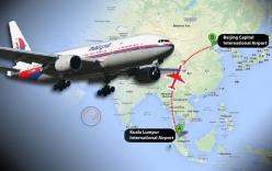 Phát hiện 58 vật thể lạ tại khu vực tìm kiếm máy bay mất tích MH370