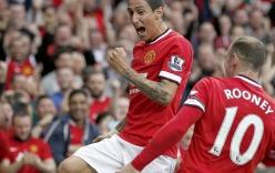 M.U 4-0 QPR: Tân binh tỏa sáng, M.U vùi dập QPR
