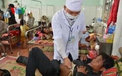 Gia Lai: Dự đám tang, hơn 100 người nhập viện