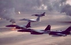 Mỹ mở rộng không kích vào căn cứ của IS gần thủ đô Baghdad