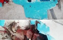 Ngư dân HQ phát hiện mảnh vỡ nghi là máy bay do thám của Triều Tiên
