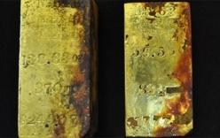 Khai quật xác tàu chở 13,6 tấn vàng ở Mỹ