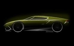Lamborghini sẽ giới thiệu siêu xe mới tại Paris Motor Show?