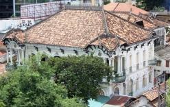 Biệt thự 100 tuổi giữa Sài Gòn được rao bán hơn 700 tỉ