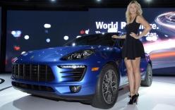 Porsche Macan có giá 2,7 tỷ đồng tại Việt Nam