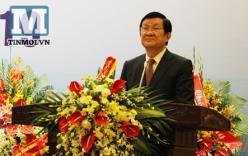 Chủ tịch nước Trương Tấn Sang biểu dương Hội Luật gia Việt Nam