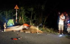 Tai nạn giao thông nghiêm trọng, 3 người tử vong tại chỗ