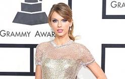 Taylor Swift  đứng đầu bảng 10 mỹ nhân ăn mặc đẹp nhất thế giới năm 2014
