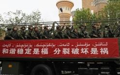 Trung Quốc: Nổ liên tiếp tại Tân Cương khiến nhiều người thương vong